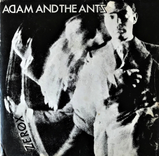 "Adam And The Ants - Zerox (7"") (VG/G-VG)"